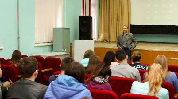 Общее дело в Рыбинском авиационном колледже