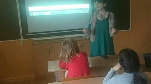 Общее дело в школе №6 г. Обнинска