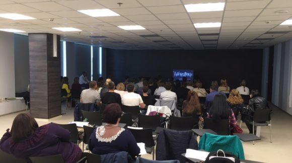 Общее дело на Практическом семинаре «Социальное добровольчество – эффективный метод противостояния наркотической угрозе»