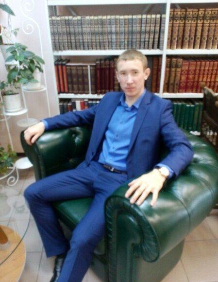 Бурков Сергей Сергеевич
