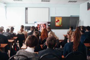 Общее дело в школе №18 города Мурома