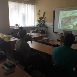 Общее дело на встрече с работниками ООО «Газпром добыча Оренбург»