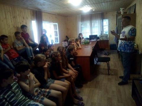 Общее дело в муниципальном лагере «Маяк» г. Саратова