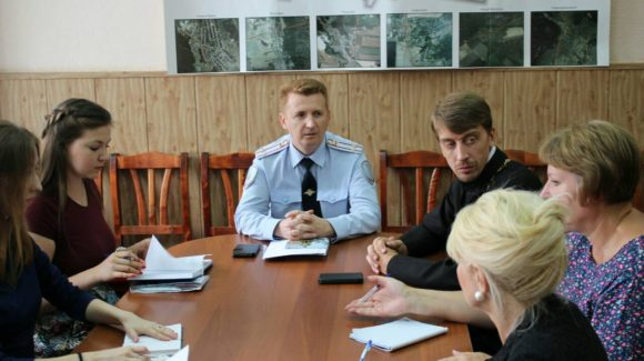 Общее дело на заседании Общественного совета УВД г. Димитровграда Ульяновской области