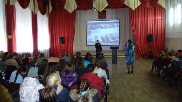 Общее дело в Новосибирском колледже почтовой связи и сервиса