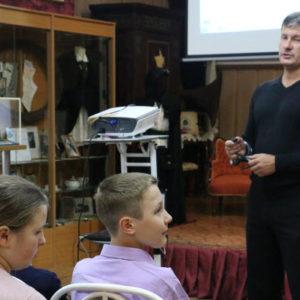 Общее дело в гостях у школьников городского поселения Малаховка Московской области