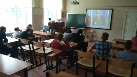 Общее дело в школе №14 города Костромы