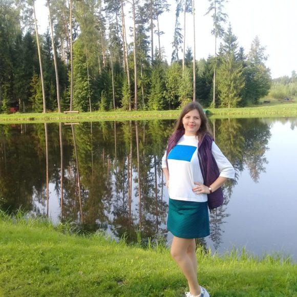 Елена Удовенко
