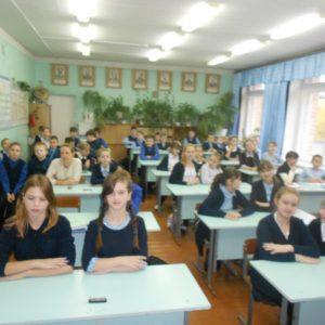 Общее дело в школе №3 города Родники Ивановской области