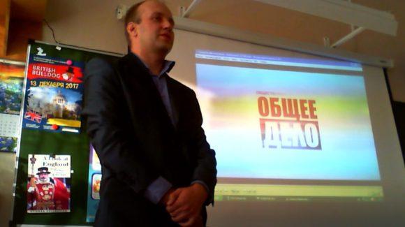Общее дело в Нововилговской средней школе №3 республики Карелия