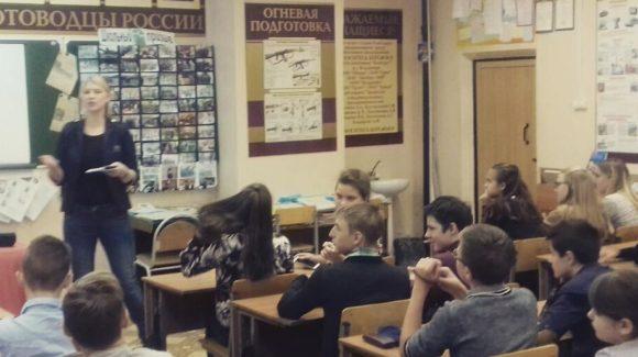 Общее дело в школы №40 города Владимира
