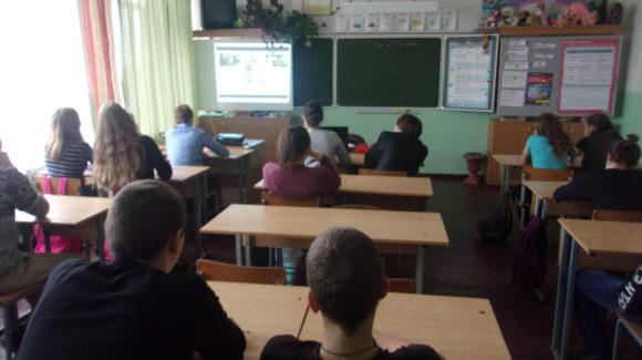 Общее дело в Шуйской школе №1 республики Карелия