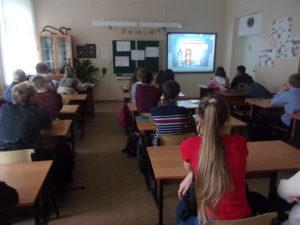 Общее дело в школе №36 г. Петрозаводска