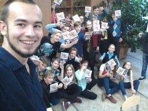 Общее дело в школе №40 города Владимира
