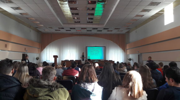Общее дело во Владимирском юридическом институте