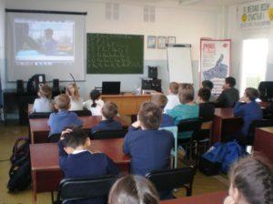 Общее дело в школе №2 города Агидель республики Башкортостан