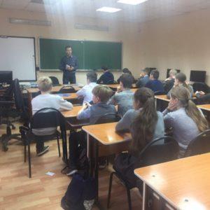 Общее дело в Перемиловской средней школе Ивановской области