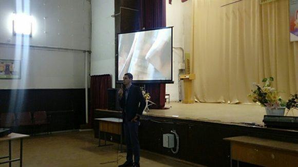 Общее дело в Костромском технологическом техникуме