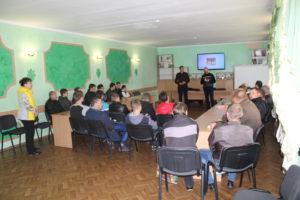 Общее дело в Донецком центре профессионально – технического образования строительства и архитектуры