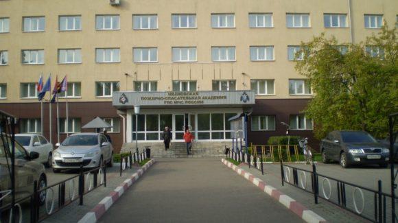 Общее дело в Ивановской пожарно-спасательной академии ГПС МЧС России