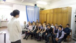 Общее дело на встрече с учащимися школ города Кунгура Пермского края