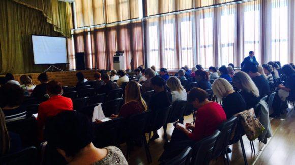 Общее дело на встрече с педагогами города Сочи