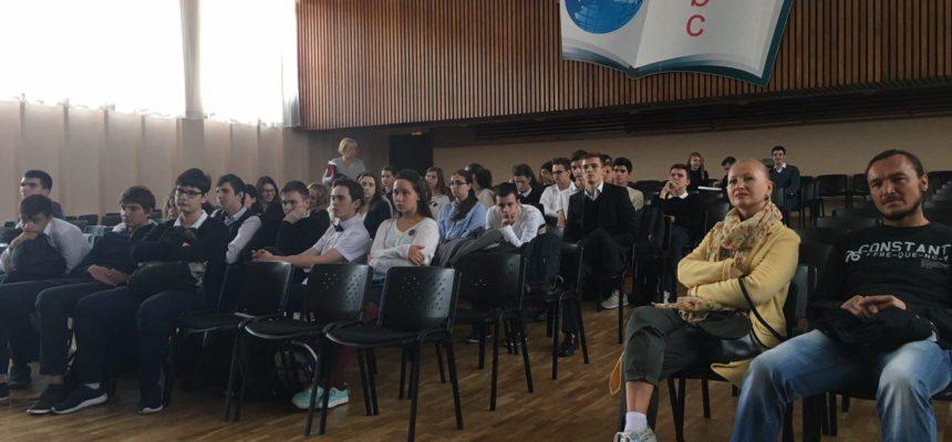Общее дело в гимназии №1 города Сочи