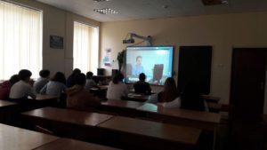 Общее дело в школе №23 в Сочи