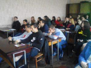 Общее дело в Донецком государственном колледже пищевых технологий и торговли
