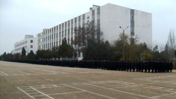 Общее дело в в/ч 13140 Крыма