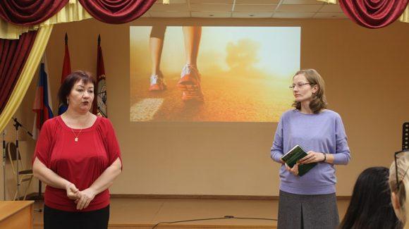 Общее дело в Новосибирском Профессионально-педагогическом колледже