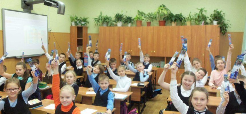 Общее дело в школе 10 города Вологда