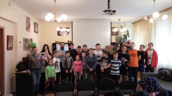 Активисты СРОО «Общее Дело» провели профилактическое занятие в Свердловском областном музыкально-эстетическом педагогическом колледже в г. Екатеринбурге