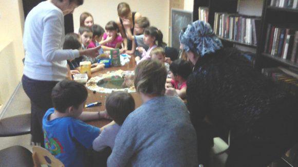 Общее дело в детском доме «Ровесник» г. Самара