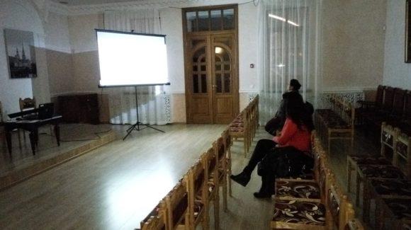 Активисты СРОО «Общее дело» провели занятие в Просветительско-духовном центре «Царский»