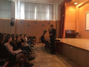 Общее дело в Звенигородском финансово-экономическом колледже Московской области