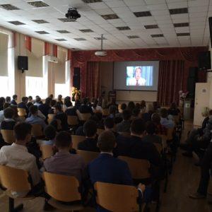 Общее дело в школе №5 города Лобня Московской области