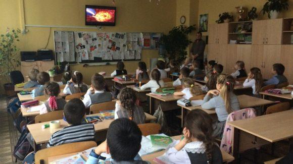 Общее дело в школе №154 г. Самара