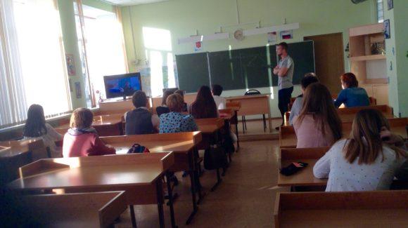 Общее дело в школе №27 г. Самара
