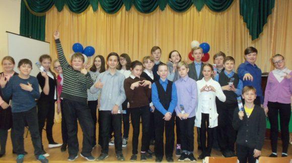 Общее дело в школе №39 города Вологда
