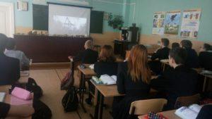 Общее дело в школе №49 города Хабаровска