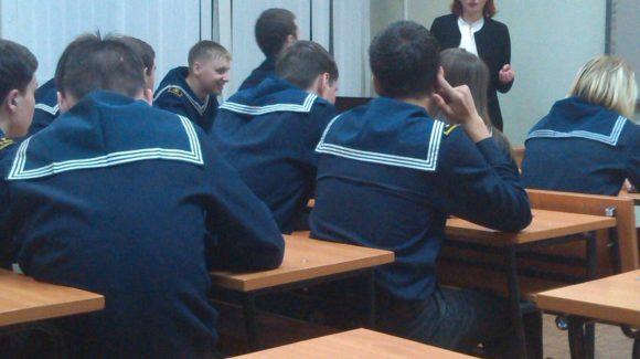 Общее дело на встрече с учащимися города Рыбинска