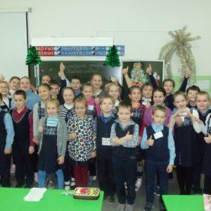 Общее Дело в школе №4 города Великий Устюг