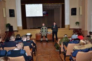 Общее дело в Донецкой Академии Внутренних Дел МВД ДНР