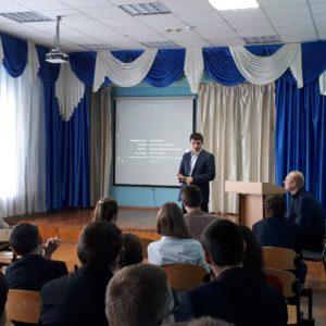 Общее дело в Павловском лицее Оренбургской области.