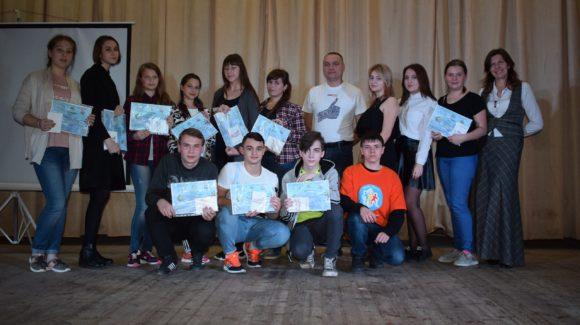 Наш съезд волонтёров в детском лагере «Юность» Ульяновской области