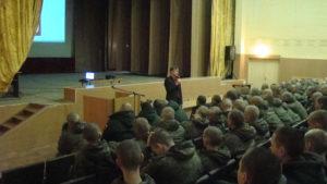Общее дело в воинской части № 30616-5(6) города Ковров Владимирской области
