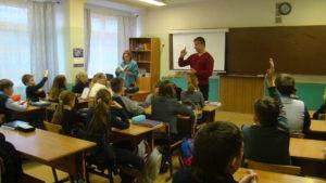 Общее дело в школе № 7 г. Дубна Московской области