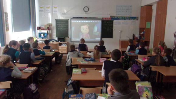 Общее дело в школе №3 г. Петрозаводска республики Карелия