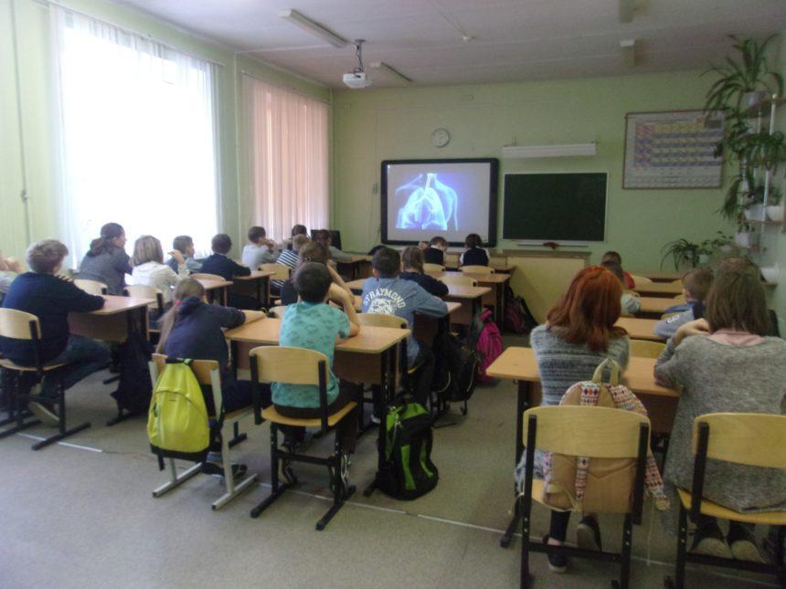 Общее дело в школе №33 г. Петрозаводска республики Карелия
